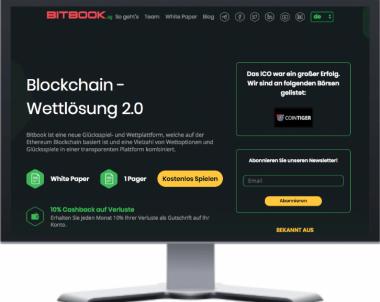 Bitbook - webseite