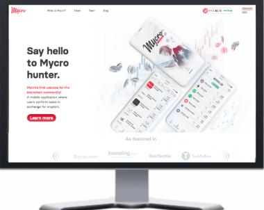 Mycrojobs - webseite