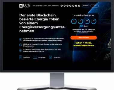 LCG Webseite