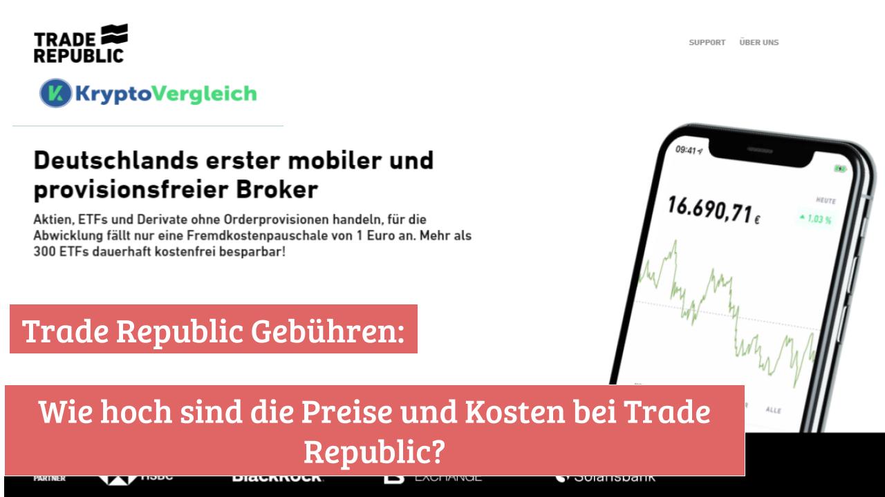 Trade Republic GebГјhren