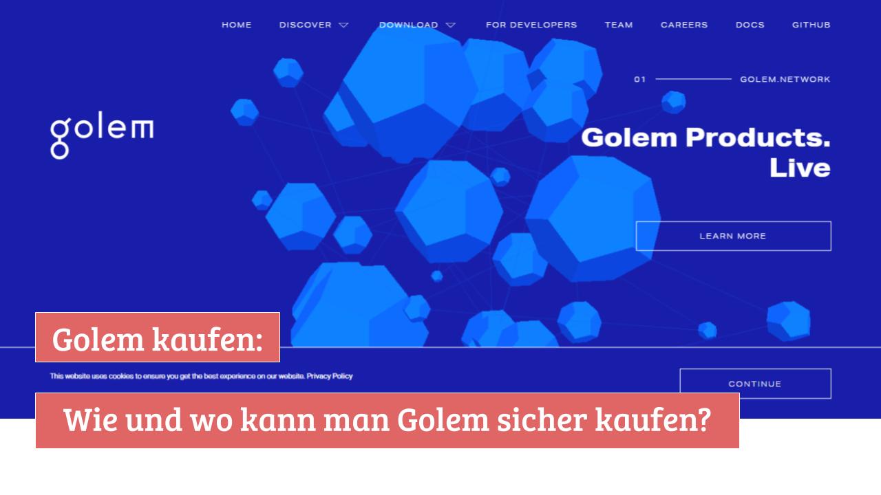 golem-kaufen