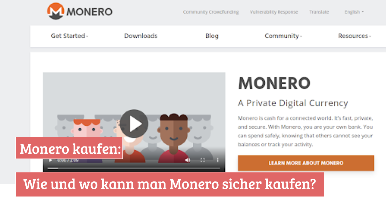 monero-kaufen