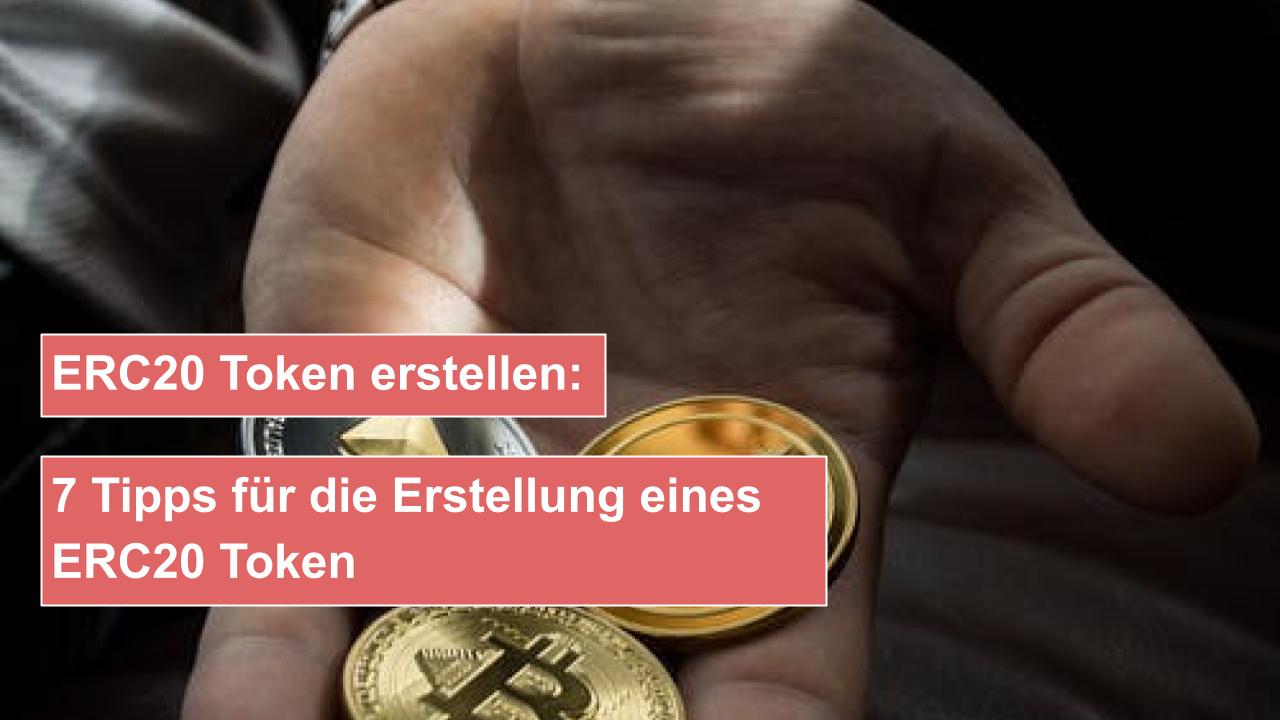 erc20-token-erstellen